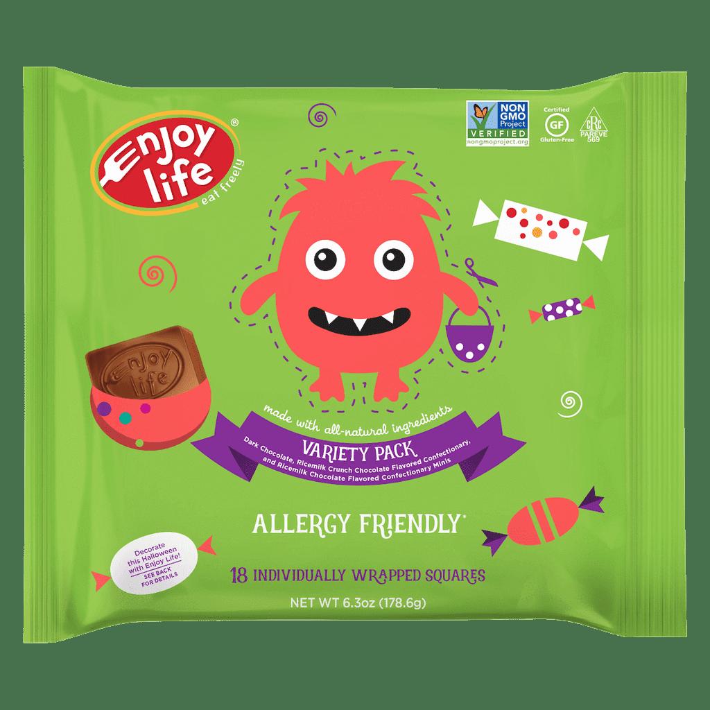 Enjoy Life Halloween Chocolate Minis