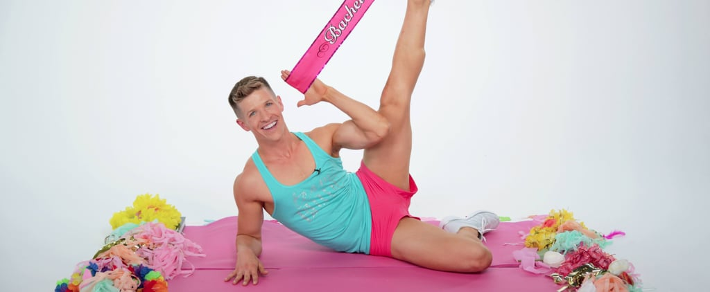 These Cheeky Moves Make the Sexiest Bachelorette Party Workout