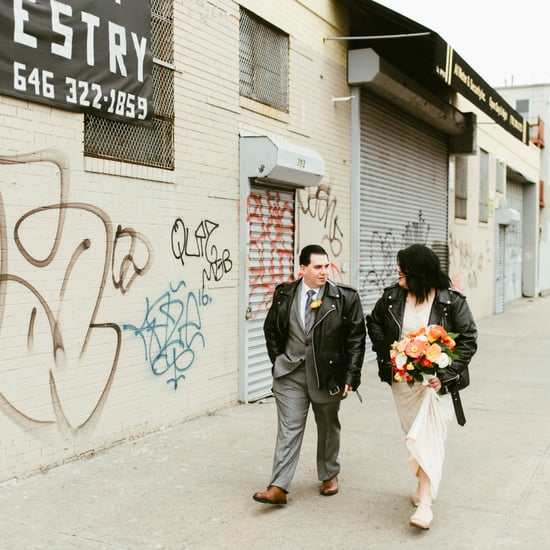 Cool and Casual Brooklyn Wedding