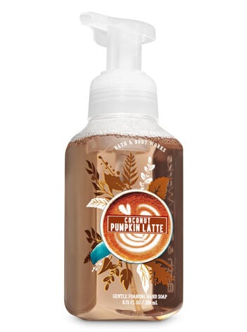 Coconut Pumpkin Latte Gentle Foaming Hand Soap