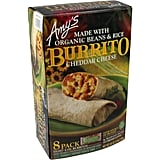 Amy's Bean & Cheese Burrito ($15)