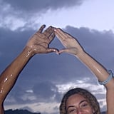 Beyonce and Jay Z's Holiday Pictures in Iceland