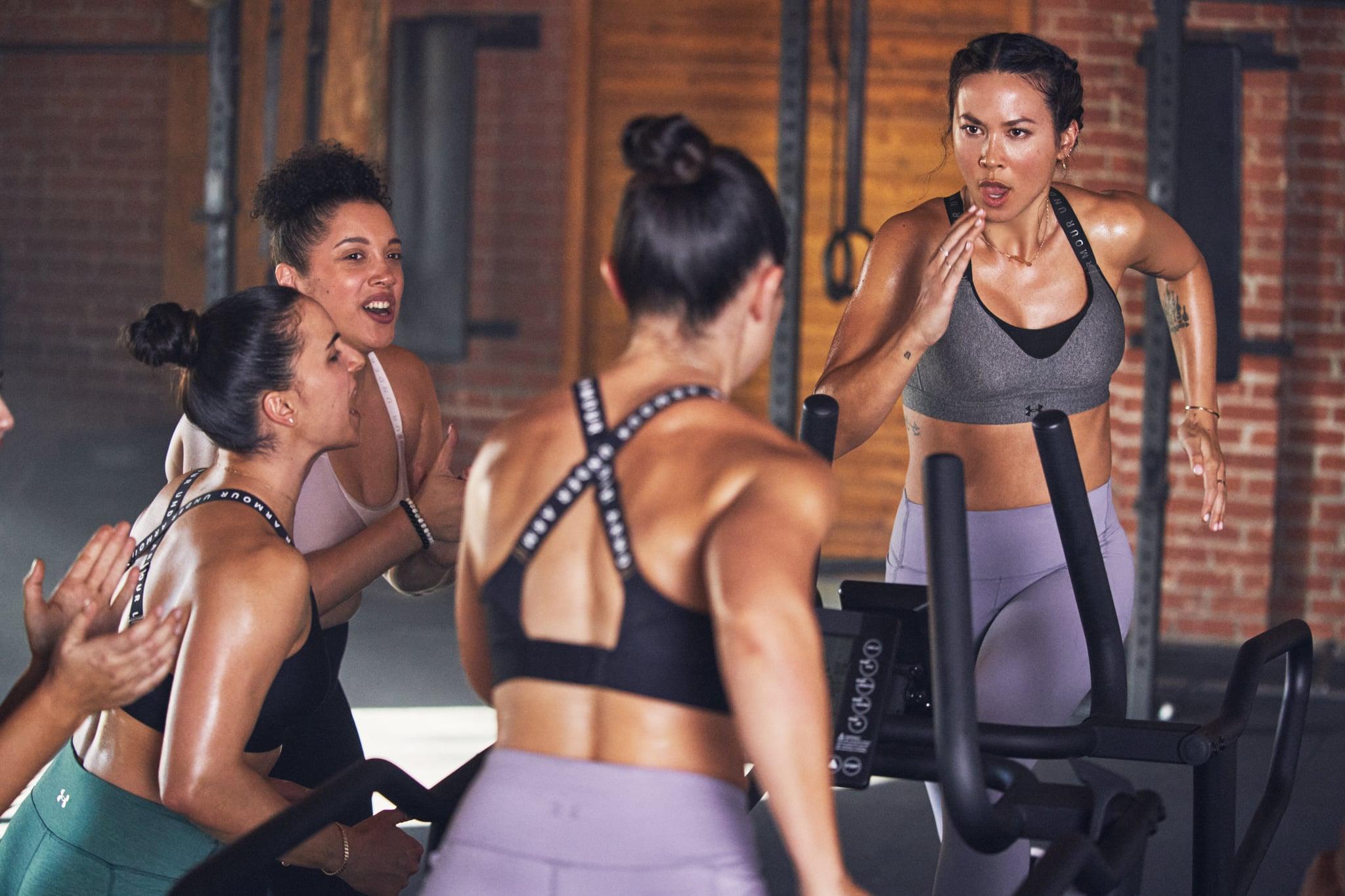 fitness community benefits