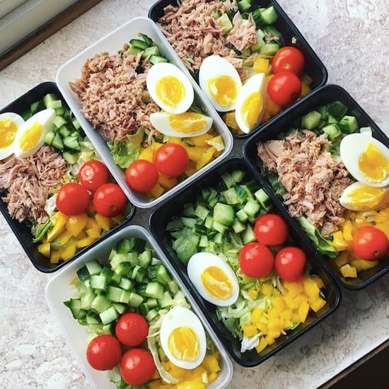 Salad Meal Prep Ideas