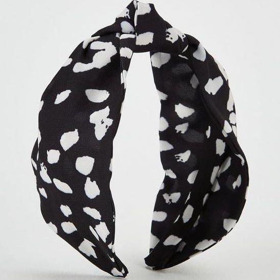 V by Very Spot Print Knot Headband