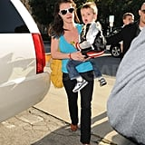Photos of Britney and Babies