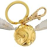 Harry Potter Gold Snitch Key Ring