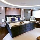 39-Metre Luxury Mega Yacht Solaris in Mediterranean