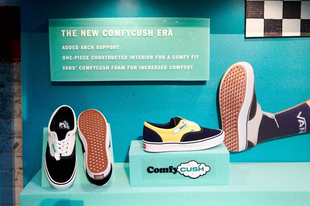 Vans ComfyCush Shoe Review | POPSUGAR Fashion