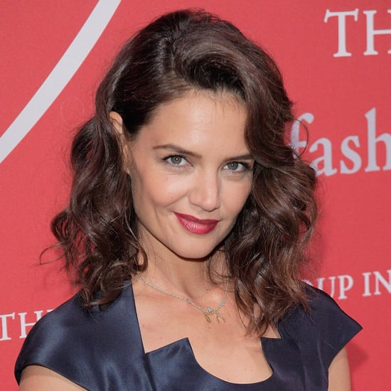 Katie Holmes on the Red Carpet in NYC