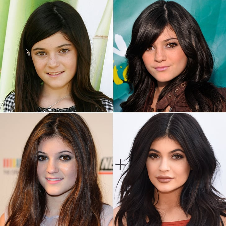 Pictures Of Kylie Jenner Through The Years Popsugar