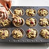 Grain-Free Raspberry Almond Poppyseed Muffins