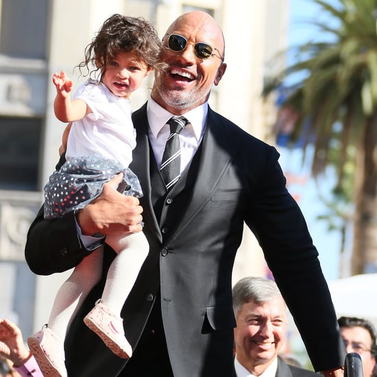 Dwayne Johnson Message For Daughter Jasmine