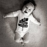 No Sleep Till Brooklyn Lyric Onesie
