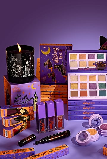ColourPop's Hocus Pocus Collection 2021 — See the Products