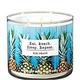 Bath and Body Works Tiki Beach 3-Wick Candle
