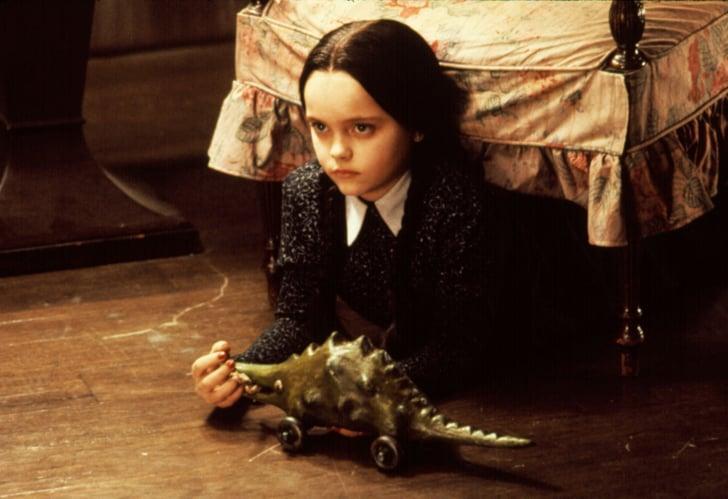 Wednesday Addams The Inspiration 90s Girl Halloween