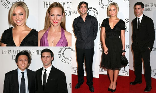 Heroes Stars at the Paley Center For Media Honors Awards