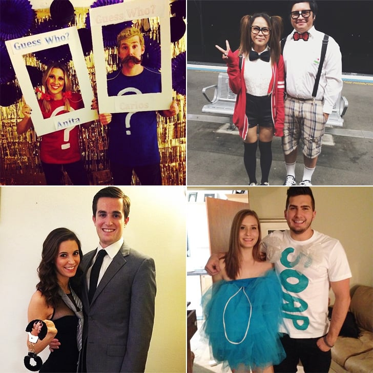 Last-Minute Couples Costumes  sc 1 st  Popsugar : couple costumes for teens  - Germanpascual.Com