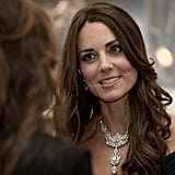 "Kate Got a ""Princess-y"" Makeover, Which Included Wearing Royal Jewels"