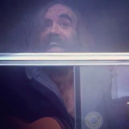 The Hound and Tormund Actors Singing on Game of Thrones Set