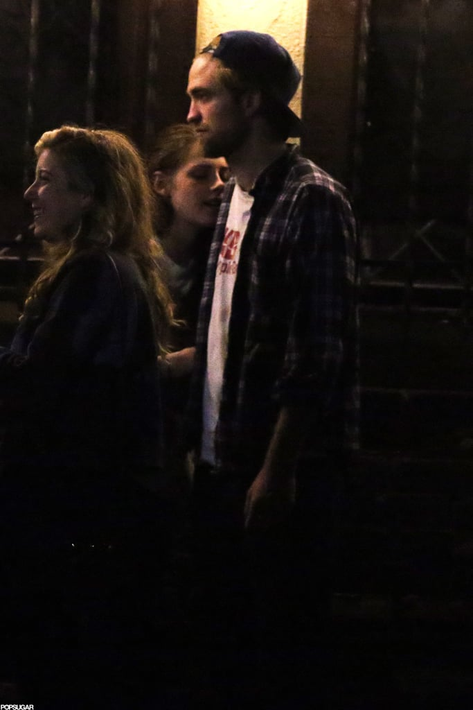 Rob and Kristen Reunited