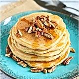 Whole-Wheat Zucchini Pancakes