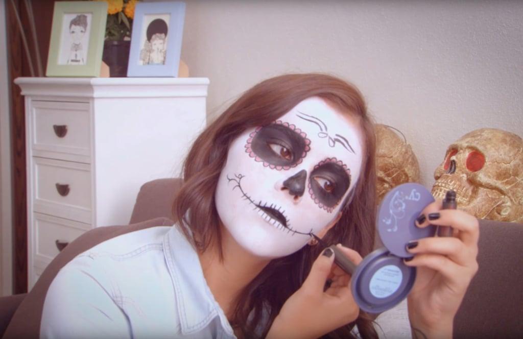 Sugar Skull Makeup Tutorials For Dia de los Muertos