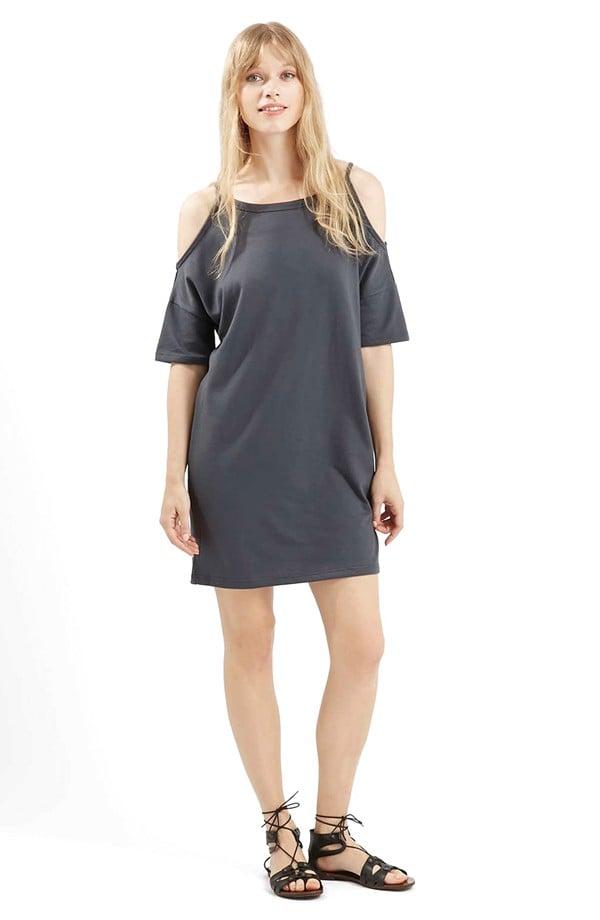 Topshop Cold Shoulder Dress ($45)