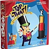 For 6-Year-Olds: Top That: Dash to Match the Magic Hat Stack! Board Game