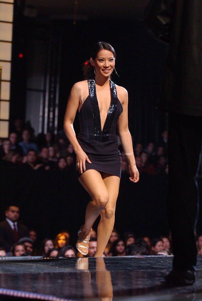 Bikini lucy liu Lucy Liu,