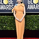 Michelle Williams at the 2020 Golden Globes
