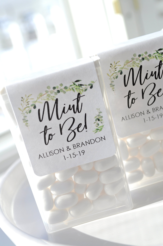 Cheap Wedding Favors Popsugar Smart Living