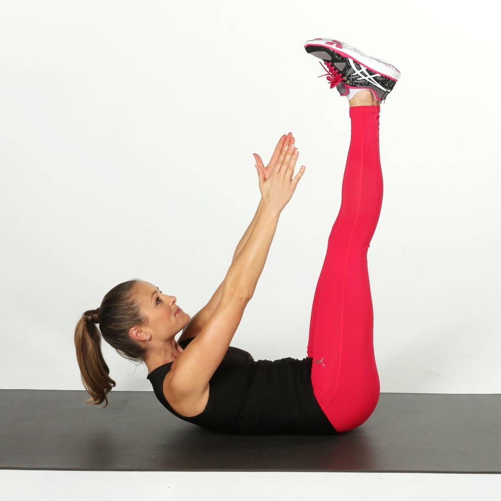 Crunches Workout to Tone Stomach