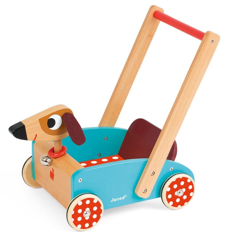 Janod Crazy Doggy Babywalker