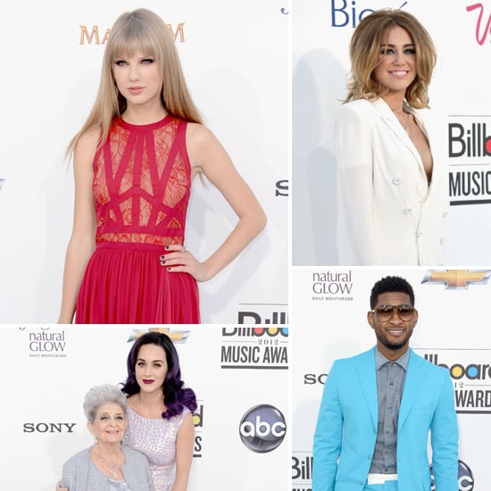 2012 Billboard Music Awards: See the Celebrity Arrivals!