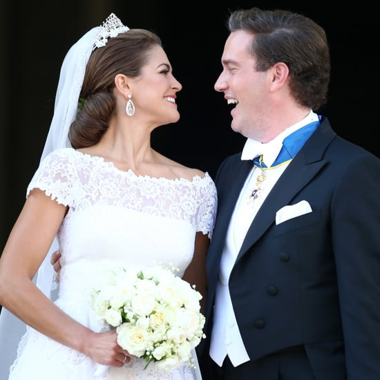 Royal Wedding Pictures: Swedish Princess Madeleine Marries