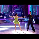 The Latin Dances: Matt Di Angelo and Flavia Cacace's Salsa