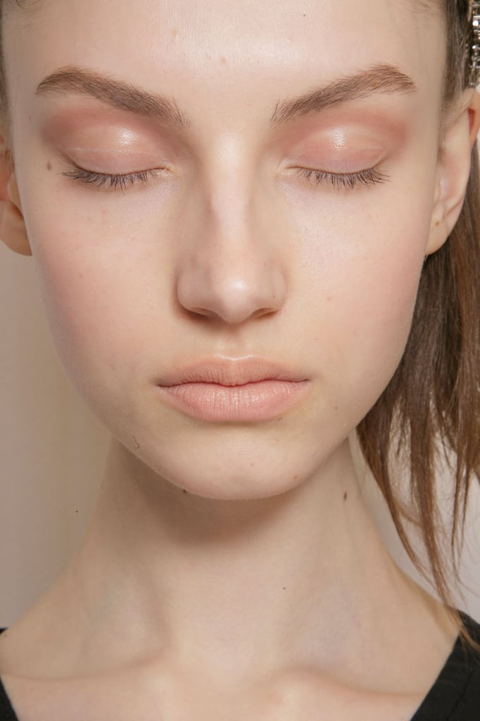 Using A Pink-Based Nude For The Lips, We Like Rimmel -8249