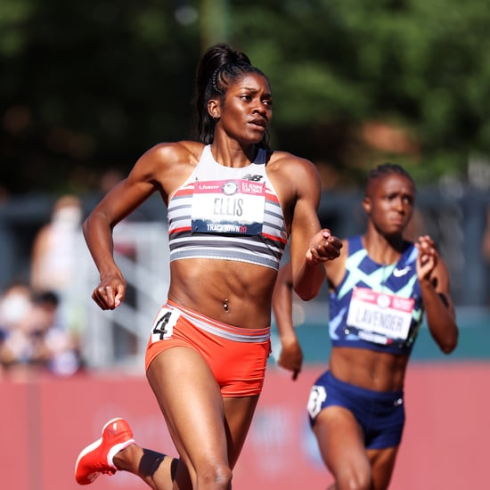 Runner Kendall Ellis Heads to Tokyo Olympics For Track