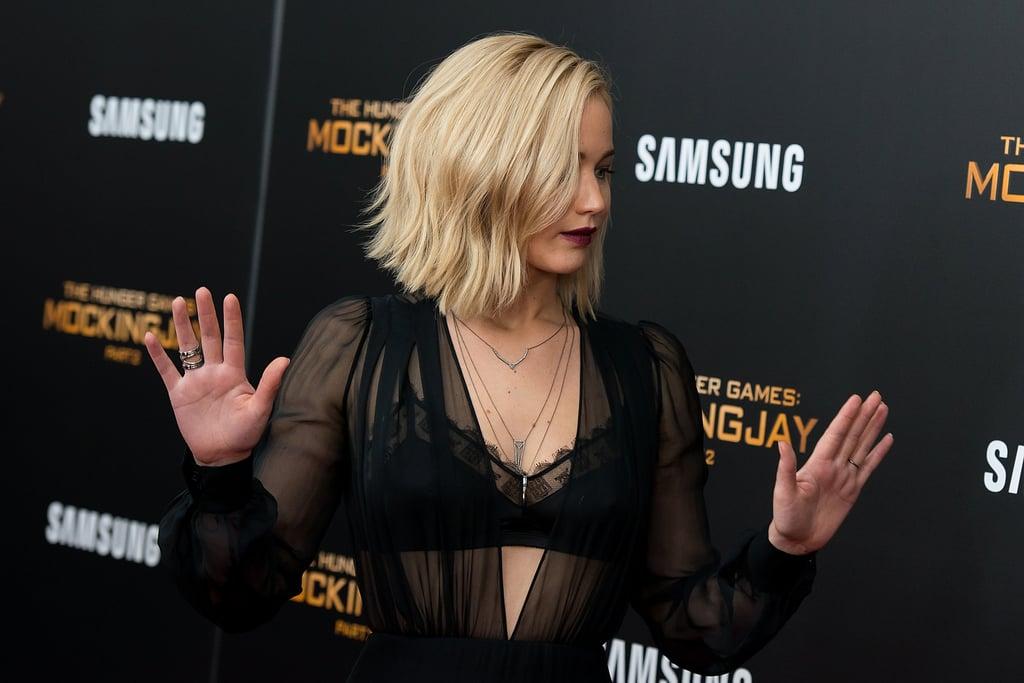 Jennifer Lawrence's Embarrassing Fashion Moment