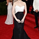 Anna Kendrick at the 2014 Met Gala