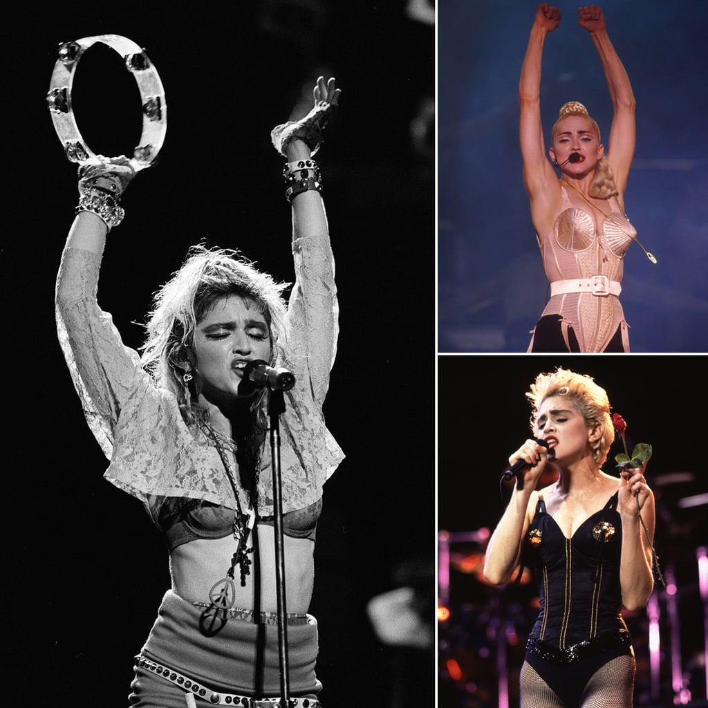 Madonna's History of Trendsetting