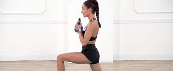 Kayla Itsines Full-Body Workout Using Weights