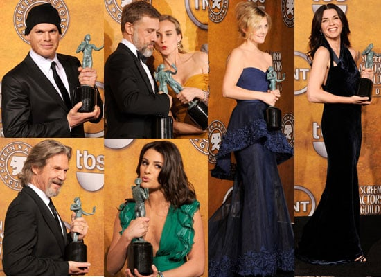 Roundup Of The Week's Biggest Celebrity and Entertainment News Stories Including SAG Awards Winners