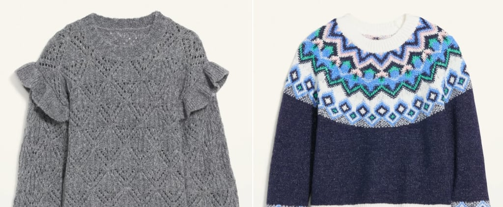 Best Women's Crewneck Sweaters From Old Navy