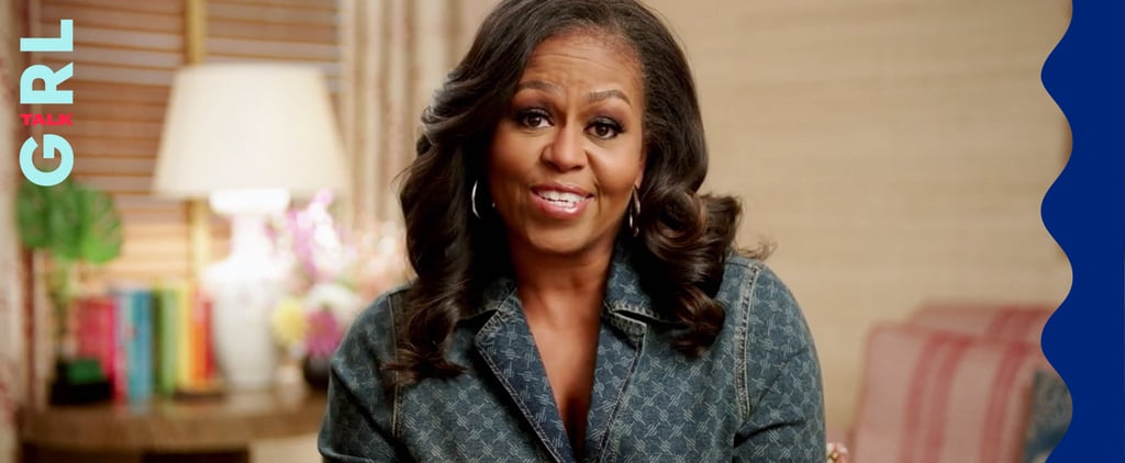 Michelle Obama Shares Life Advice With Young Girls in Q&A
