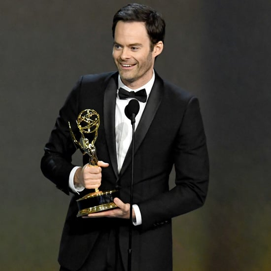 Bill Hader's Emmys 2018 Speech Video