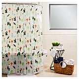 Plants Shower Curtain