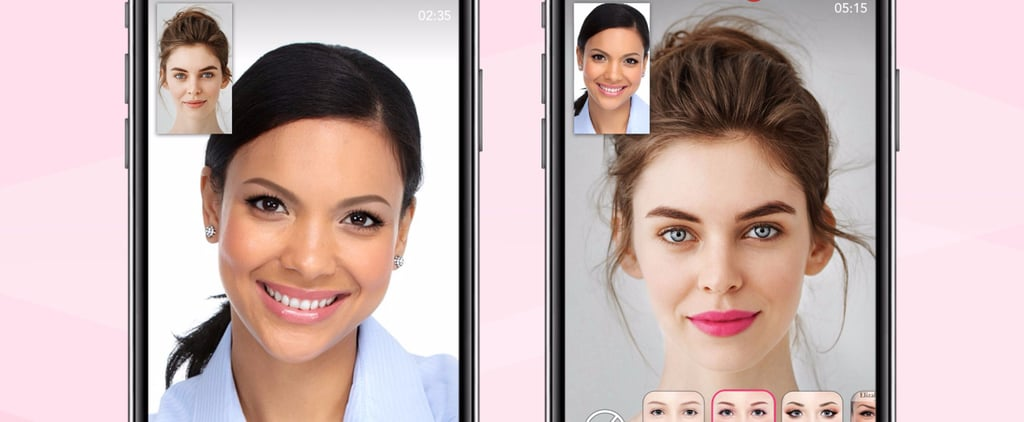 This New Feature From YouCam Allows You to Ask a Makeup Artist For On-Demand Advice